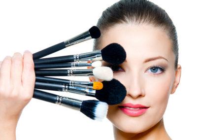Servicios estéticos de higiene, depilación y maquillaje